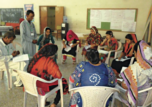 Open Theological Seminary classes are conducted throughout Pakistan by over 500 volunteer tutors. Tutors receive training and help write, field-test and refine course material.